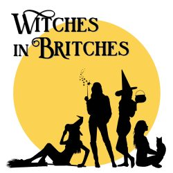 witches in britches podcast logo